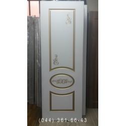 Двері Версаль 70 см білий матовий