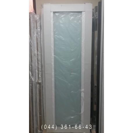 Двери Глазго (белая покраска)