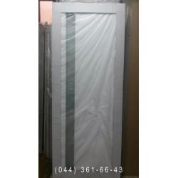 Двері Глазго (біла емаль)