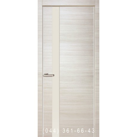 Двери Омис Cortex Alumo 01 дуб Bianco