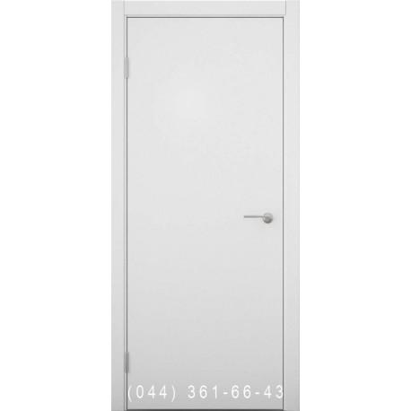 Двері міжкімнатні Норд 101 біла емаль