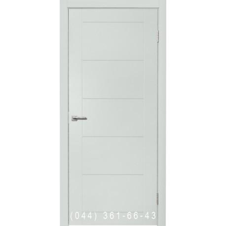 Двери межкомнатные Норд 161 белая эмаль