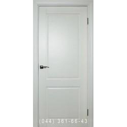 Двері міжкімнатні Норд 140 біла емаль глухе