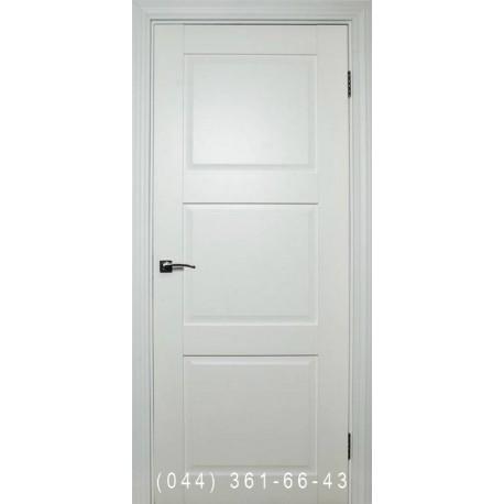 Двері міжкімнатні Норд 146 біла емаль