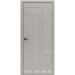 Двері міжкімнатні Норд 177 агат