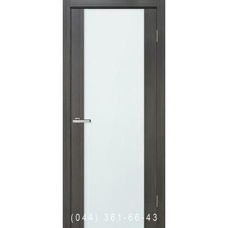 Двері Cortex Gloss дуб Ash зі склом (триплекс)