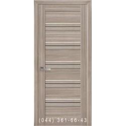 Двери Виченца С1 Новый Стиль со стеклом бронза