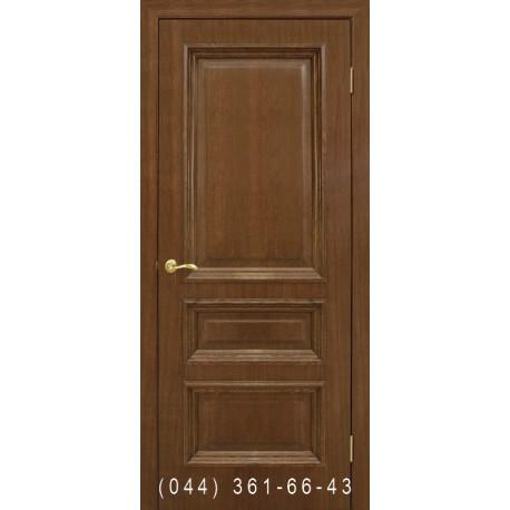 Двери Сан Марко орех глухое