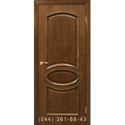 Двери Лаура орех глухое