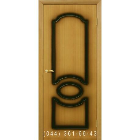 Двері Вікторія горіх міланський глухе