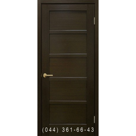 Двери Вена венге глухое