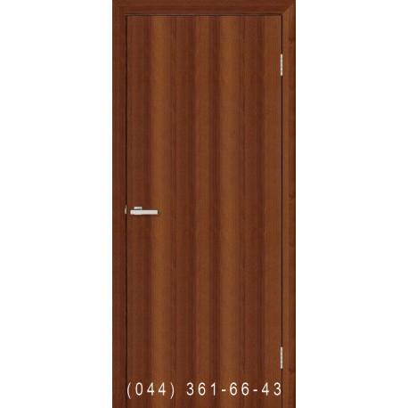 Двері Офіс горіх глухе