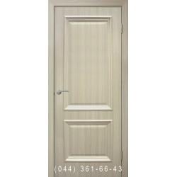 Двери Сан Марко 1.1 ПВХ дуб беленый глухое