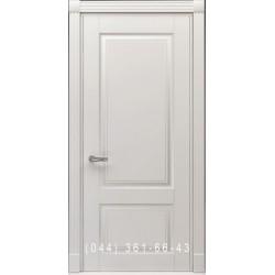 Двері Тесоро К1 (Дуос) біла емаль