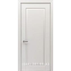 Двері Тесоро Соло біла емаль
