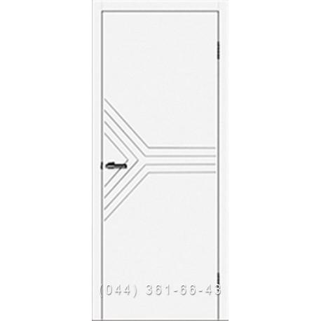Двери Cortex Геометрия 07 Omis белые матовые
