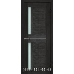 Двері Optima 01 CC Оміс ПВХ венге