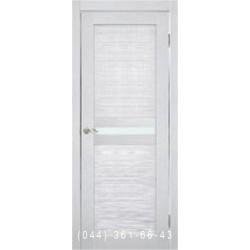 Двері Optima 03 CC Оміс ПВХ дуб білений