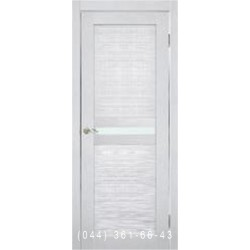Двери Optima 03 CC Омис ПВХ дуб беленый