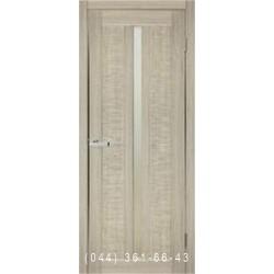 Двері Optima 04 CC Оміс ПВХ дуб білений