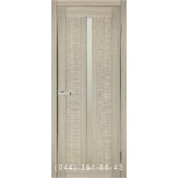 Двери Optima 04 CC Омис ПВХ дуб беленый