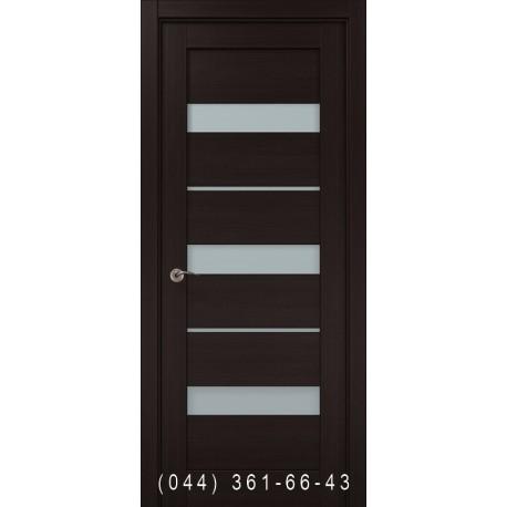 Двери Папа Карло Millenium ML-22с венге
