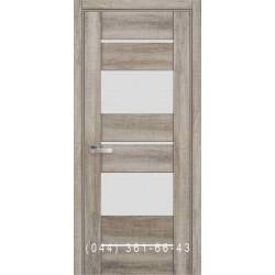 Двери Аскона Новый Стиль бук баварский матовое стекло