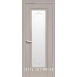 Дверь Престиж Новый Стиль со стеклом