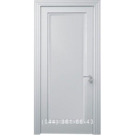 Двери межкомнатные белые Максима