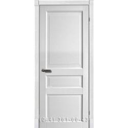 Двери межкомнатные Каре белые