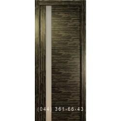 Двері шпон Диверсо 1 колір ебен
