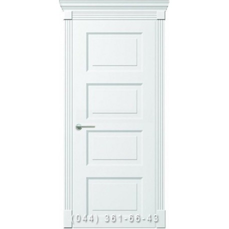 Двери Эллата Прованс белые