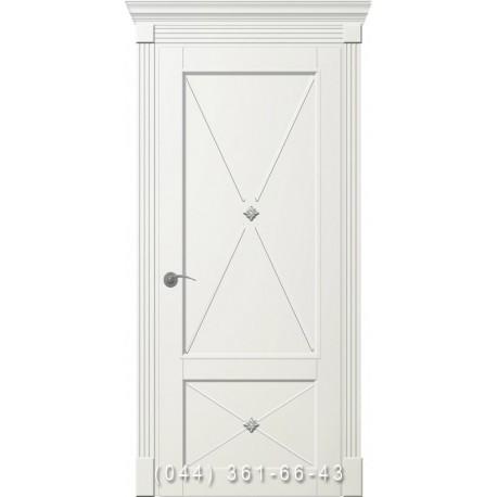 Двери Милан Венециано Прованс белые