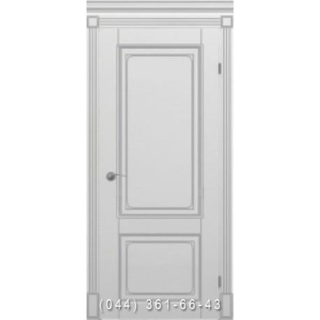 Двери Неаполь Прованс белые