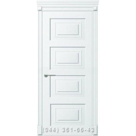 Двери Палермо Прованс белые