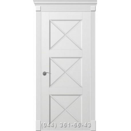 Двери Рим Итальяно Прованс белые