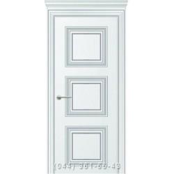 Двери Толедо Прованс белые