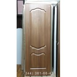 Двери Фортис V (Вензель) 70 см золотая ольха
