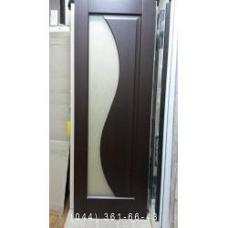 Двері Амата Новий Стиль 70 см венге