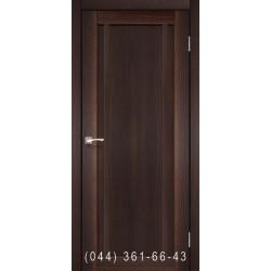 Двери КОРФАД ORISTANO OR-01 орех глухое