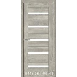 Двери межкомнатные Смарт C026 ОМИС дуб дымчатый