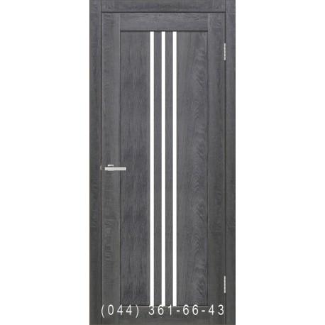 Двери межкомнатные Смарт C049 ОМИС дуб магма