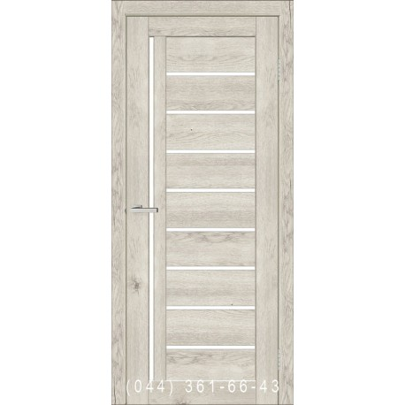 Двери межкомнатные Смарт C067 ОМИС дуб светлый