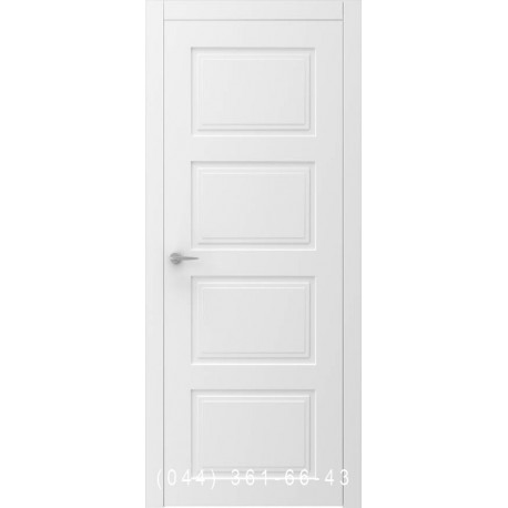 Двери для комнат UNO 5 белые