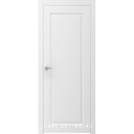 Двери покраска UNO 6 белые