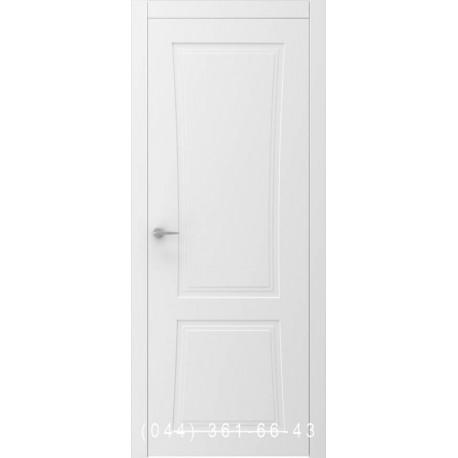 Двери UNO 7 покраска эмаль белая