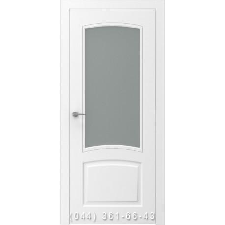 Двери межкомнатные DUO 10 со стеклом Ваши Двери