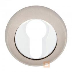 Накладка під циліндр HISAR NR ET (804 ET) AB (стара бронза)