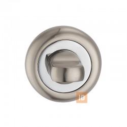 Накладка-поворотник MVM T8 SN/CP (никель матовый/хром)