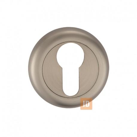 Накладка под цилиндр MVM E5a SN (никель матовый)
